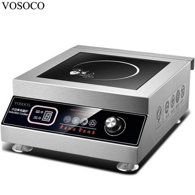 VOSOCO elettromagnetica forno piano cottura a induzione 5000 W 5 ...