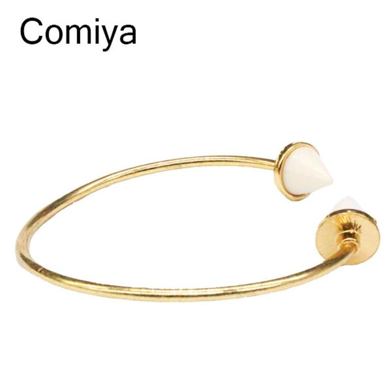 comiya new design wholesale steampunk 10k gold plating double ...