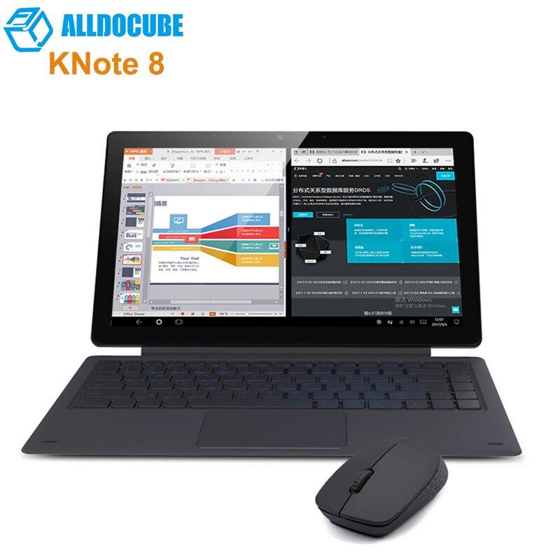 ALLDOCUBE KNote8 2 en 1 tablette PC avec clavier sans fil 13.3 Windows 10 Intel Core M3 7Y30 Dual Core 8 GB + 256 GB tablettes 5MPALLDOCUBE KNote8 2 en 1 tablette PC avec clavier sans fil 13.3 Windows 10 Intel Core M3 7Y30 Dual Core 8 GB + 256 GB tablettes 5MP