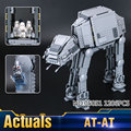 2016 LEPIN 05051 1157 Unids Star Wars The Force Despierta AT-AT Modelo Kits de Construcción de Juguetes de Bloques de Ladrillos Compatibles 75054