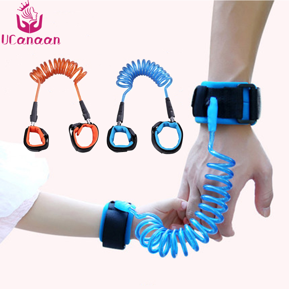 2016 New Design 2 Colors Baby /Children Safety Security Lock Children Wandered Off His Leash Infant Safety Barrier