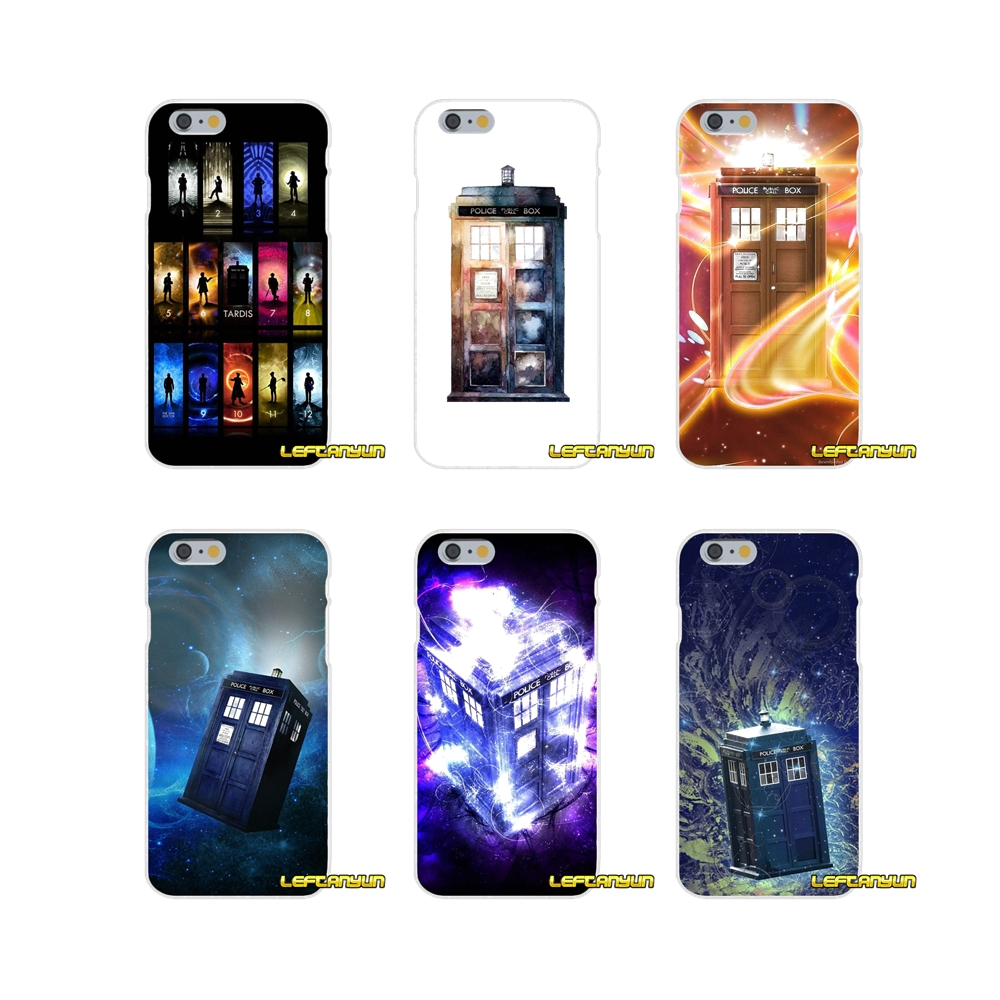 Symbol Of The Brand Tardis Doctor Dr Who Police Box Accessories Phone Cases Covers For Samsung Galaxy A3 A5 A7 J1 J2 J3 J5 J7 2015 2016 2017 Soft And Antislippery Half-wrapped Case