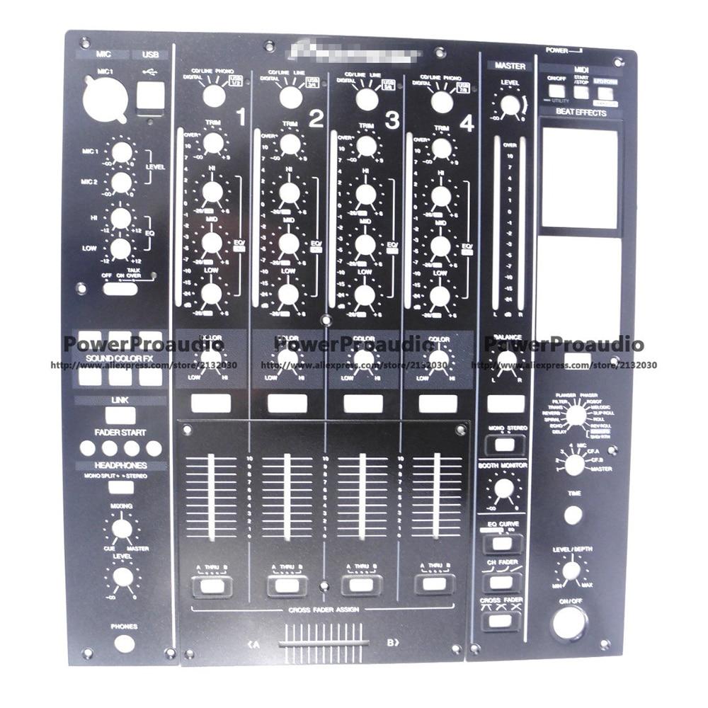 DNB1186 DAH2830 main plate Panel For DJM 900 900NXS DJM900SRT