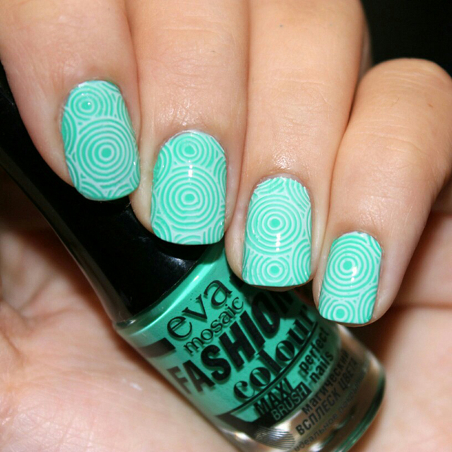 10pcs 6*12CM Nail Stamping PlatesJQL Series Konad Stamping Nail Art Manicure Template Nail Stamp Tools