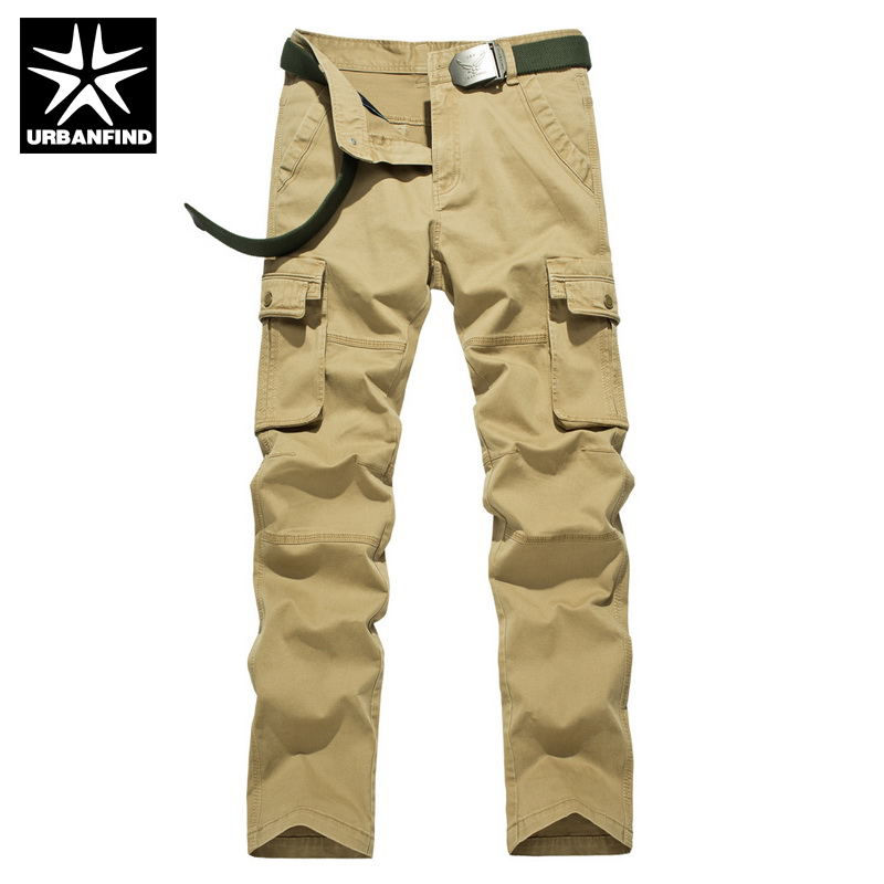 Long Cargo Pants For Men