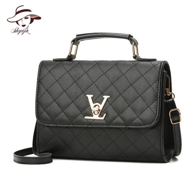 3c0b4691bc43 US $9.81 38% OFF Fashion Luxury Handbags Women Bags Designer Crossbody Bags  Ladies Small Mini Messenger Bag Women's Shoulder Bag Bolsa Feminina-in ...