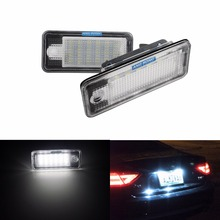 ANGRONG LED License Number Plate Light Lamps For Audi A3 8P A4 S4 B6 B7 A6 4F A8 4E 4H Q7 4L for hisense tlm32e58 pressure plate v070 w01 4h v0708 501 d6 t315xw02 is used