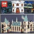 Lepin 16030 1340Pcs 16012 2025Pcs 16031 724Pcs Movies Series The castle Set Legoings Model Building Blocks 4841 4842 10217