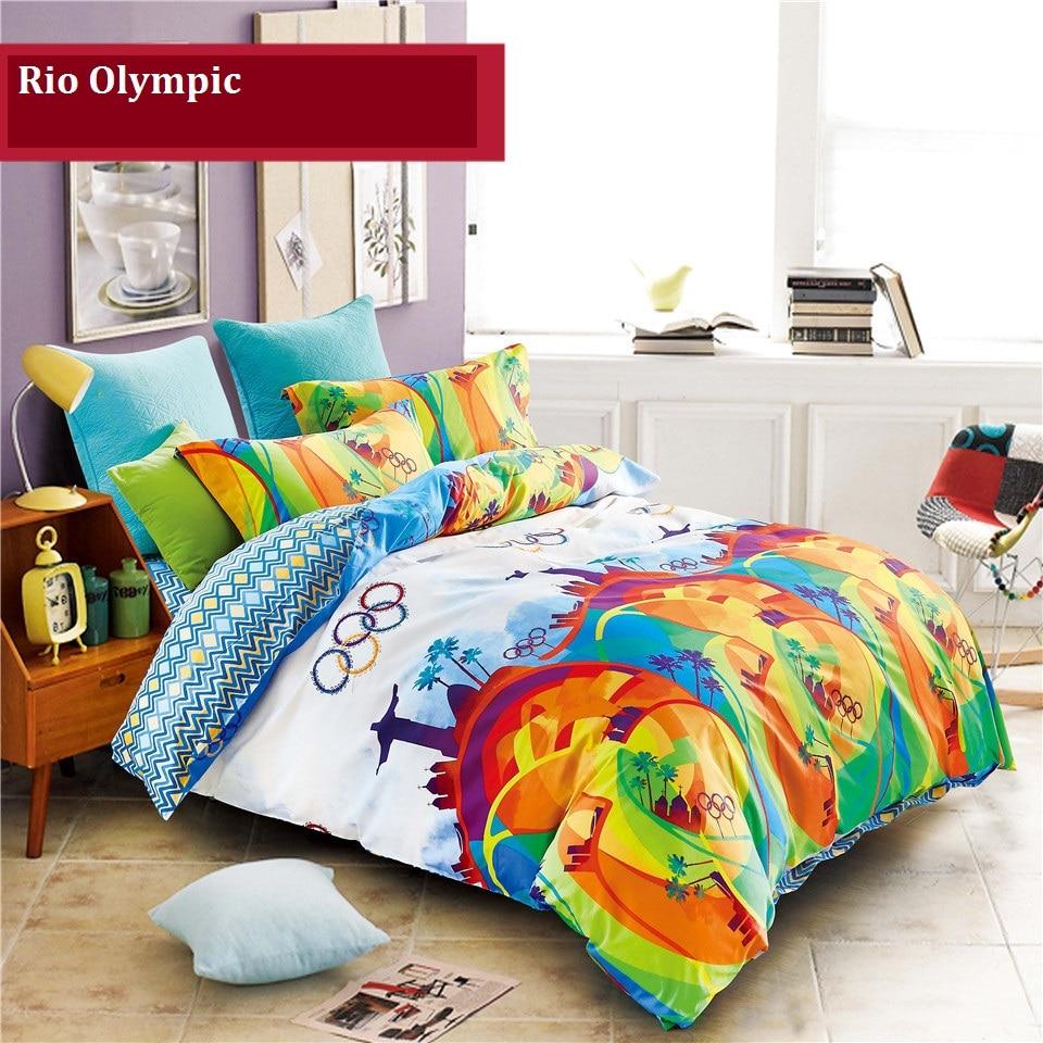 achetez en gros football couvre lit en ligne des grossistes football couvre lit chinois. Black Bedroom Furniture Sets. Home Design Ideas