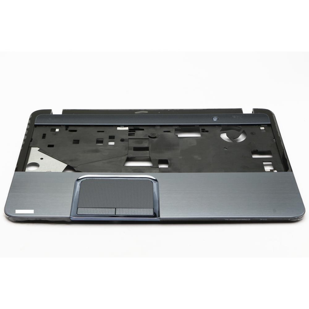 "New Toshiba S855 S855D Satellite Upper case Palmrest 15.6/"" Lid V000270660 Blue"