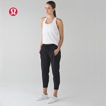 LULULEMON yoga pants for women drawstring Leisure loose and comfortable KZ0032(China)