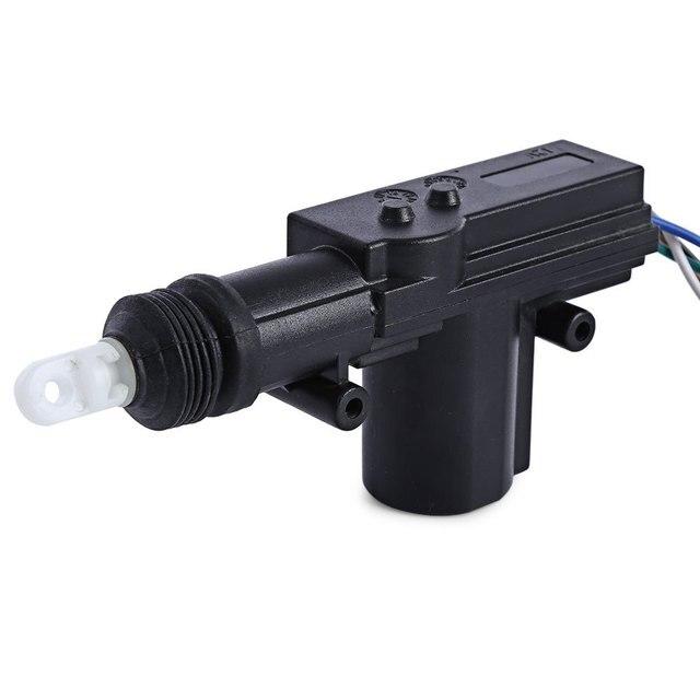 Motor Vehicle Door Central Lock Keyless Entry Locking Four Actuator Car Safety Tool Kit Ultrasonic Weld TLT – 4S – 111 – WT 12V