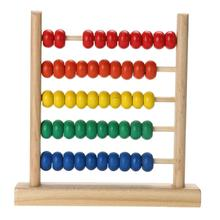 Toys For Children Wooden Toy Education Toy Small Rainbow Abacus Bead Mathematics For Wooden Early Learning
