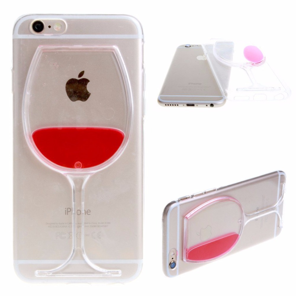coque iphone 7 rouge vin