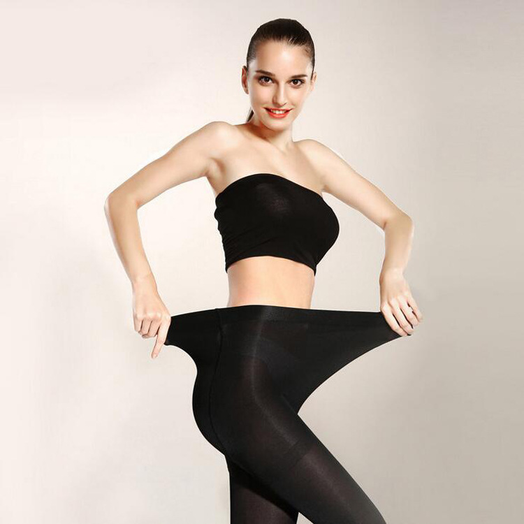 Women pantyhose Plus size Tights Women nylon Tights Pantyhose good quality spring summer anti hook weight 65-120kg XXXXXL size