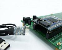 Placa de pão do pwb do protótipo do lado dobro diy 100x200mm 4.096 v para arduino mega mini 2560 atmega 2560 usb 2102