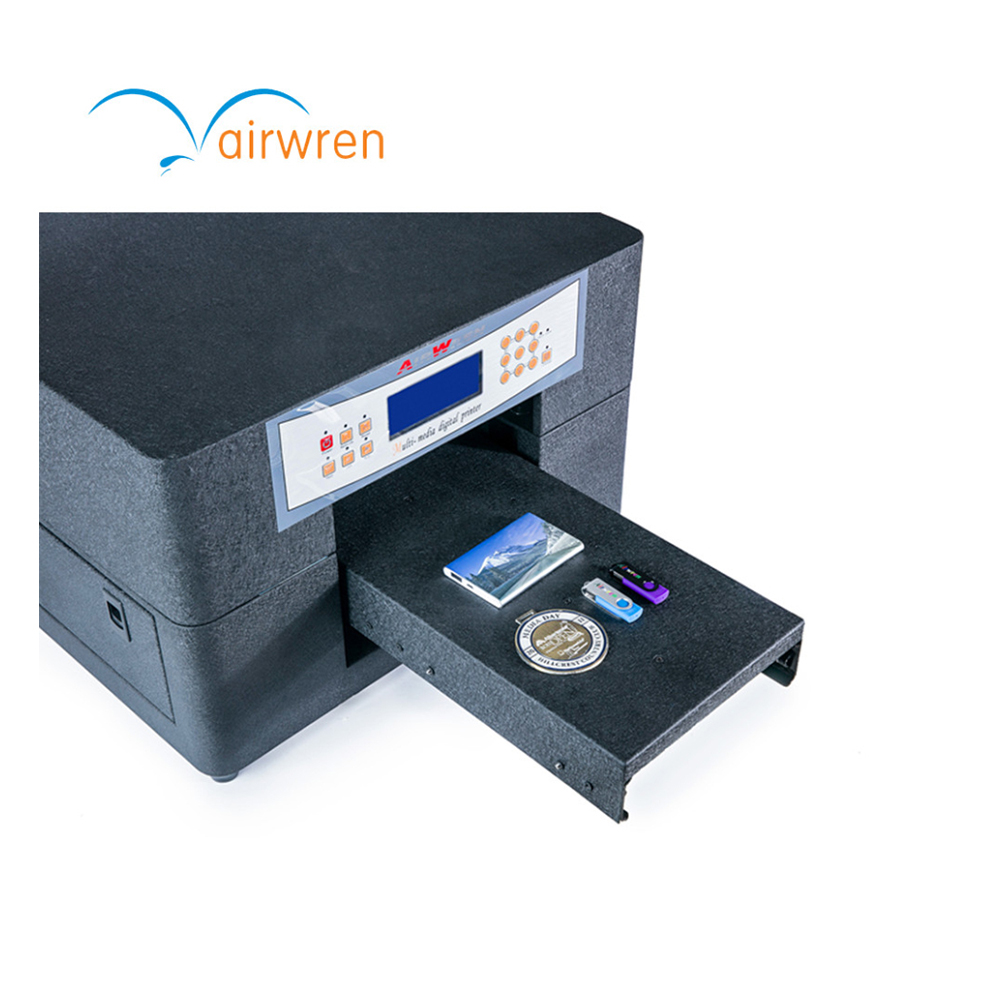 Airwren Uv Printer Promotion Price Mini Uv Printer