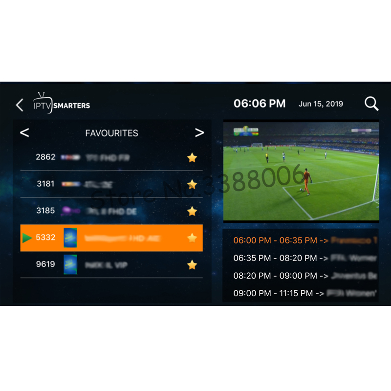 Image 4 - HD World IPTV +9000 Live 9000 VOD 4K HD Channel best for Europe Arabic Asian Africa Latino America Android M3U IPTV subscription-in Set-top Boxes from Consumer Electronics