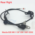 Rear Right ABS Sensor for Mazda 626 MK V GF GW 1997-2002 Hatchback Estate Diesel Otto GE7C-43-71YB GE7C-43-71YC GE7C-43-71Y