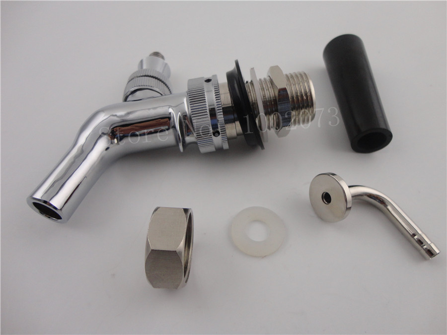 Perlick Style Draft Beer Faucet With 50mm Shank Kegerator Tap ...