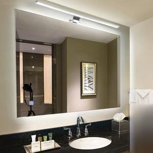 Image 3 - Warll  Lamp Waterproof LED Mirror Light 4000K Natural White Mirror Cabinet Light Bathroom Lighting