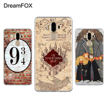 coque huawei lite 10 mate harry potter