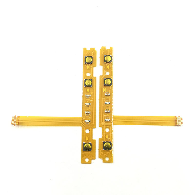 L/R SL SR Button Key Flex Cable Replacement Parts For Nintendo Switch Joy-Con