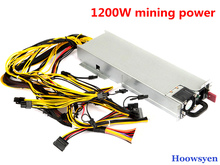 Riser Mining power eth for BTC LTC DASH miners Adapter 1200-2400W server modified mining stable and durable high conversion