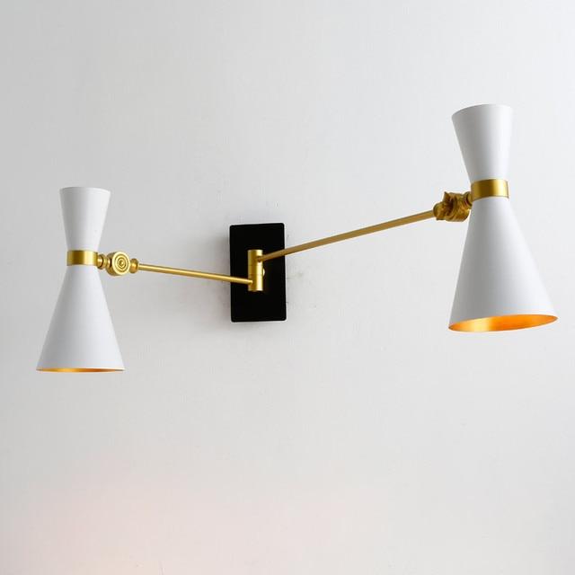 Designer Adjust Wall Lamp Modern Lights Sconce Bedroom Kitchen Stair Living Room Decor Home Lighting