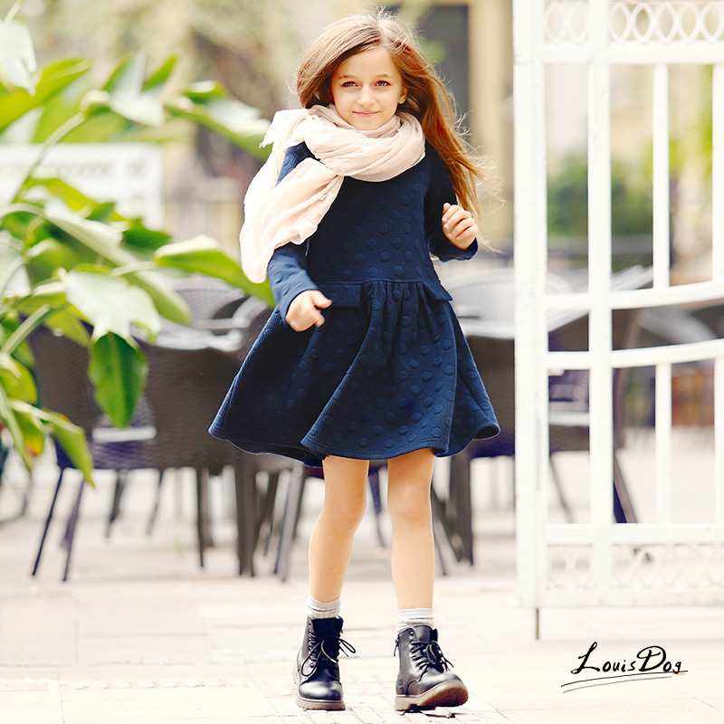 Dresses Girls Kids 10 Years Vestidos De 15 Anos Dack Blue