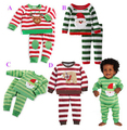 2015 New Baby Clothing set Christmas Santa Costume for girls Cotton Red Toddler Spring Autumn Kids Clothes Hot Sale