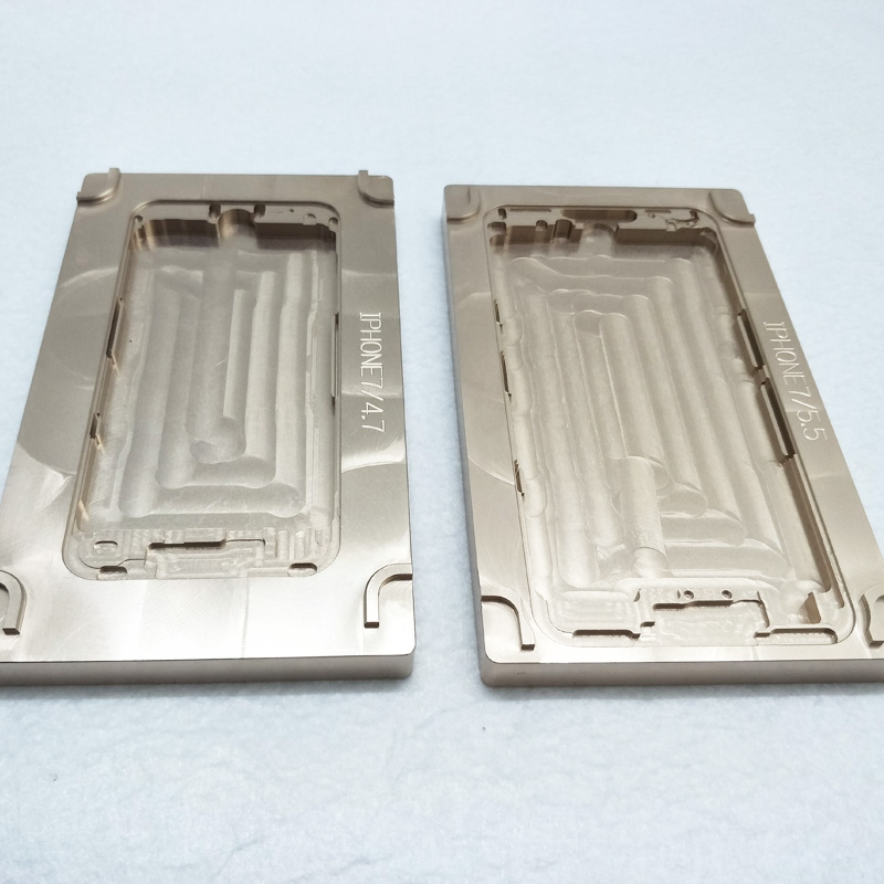 2Pcs / Set Para TBK518 Molde de aluminio para iPhone 7 7plus Molde de - Juegos de herramientas - foto 5