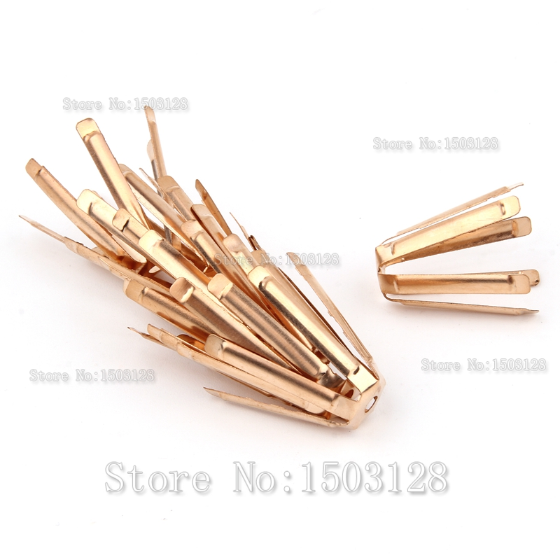 Golf Brass Adapter Shims For Steel Shaft .355 To.350 Or .350 To .370 Accessories 50pcs Octopus Free Shipping