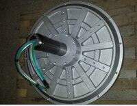 7500 Вт 10KW 20KW 70 100 150 об./мин. 220 380VDC вертикальной ветряк постоянный магнит генератор coreless бытовой DIY генератор