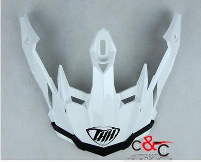 THH visier objektiv geeignet TX27 helme motorrad helm schild visier mit klar und schwarz