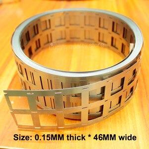 Image 4 - 1 kg 99.96% 순수 니켈 18650 전원 리튬 배터리 특수 니켈 시트 n6 순수 니켈 시트 스폿 용접 니켈 시트