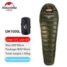 Naturehike Duck Down Winter Bag Style Mummy Sleeping Bag