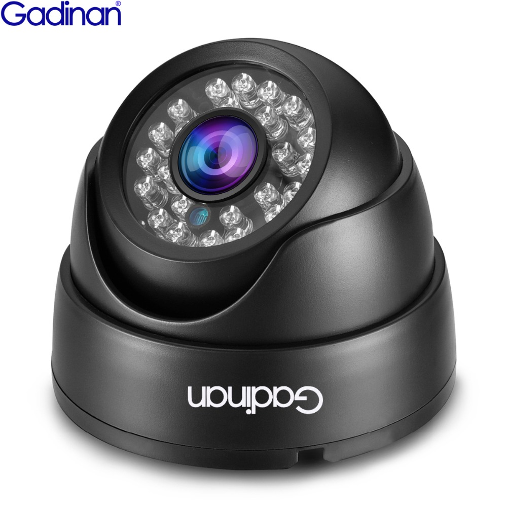 Gadinan AHD Camera 2.8mm Wide Angle 1080P 720P CCTV Security AHDH Camera HD 1MP 2MP Night Vision Indoor Camera IR Cut Filter
