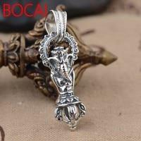 925 Silver Jewelery Antique Style Thai Import Ganesh Pendant