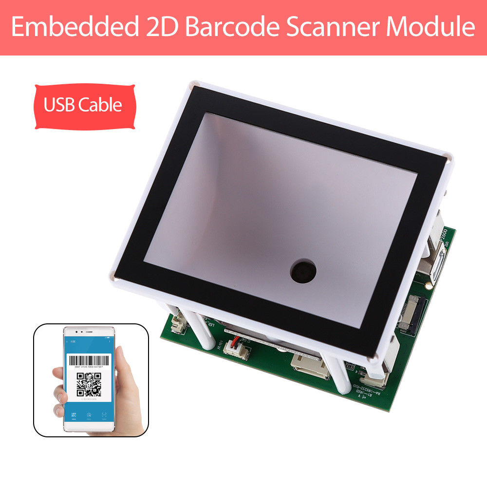 Blueskysea EP5000H Embedded 2D 1300 times/sec High Speed Barcode Scanner Reader Module with USB Cable blueskysea 1d image barcode scanner embedded module engine free shipping