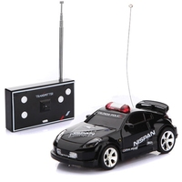 Free Shipping 100% New model RC 4WD Four Color Mini Remote Control remote control car petrol With LED Light toy for kids