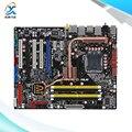 Для Asus P5K Deluxe/WiFi-AP Оригинал Используется Для Рабочего Материнская Плата Для Intel P35 ATX Socket LGA 775 DDR2 SATA2