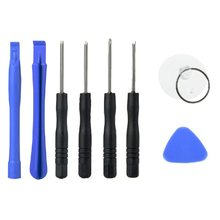 Professional 8 In 1 Screwdriver Disassemble Set Pry Opening Repair Tools Kit for Huawei Samsung LG Sony Nokia Android Phone(China)
