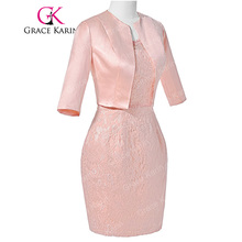 Grace Karin Elegant Mother of the Bride Dress With Jacket