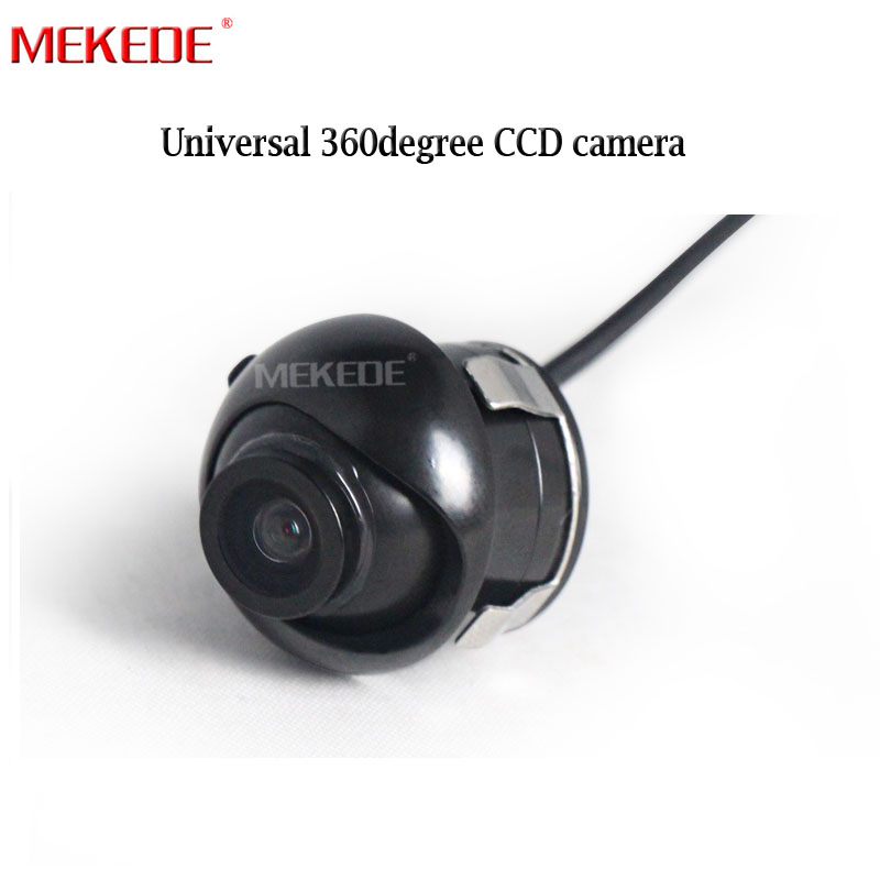 MEKEDE 360 degree Universal Car Rear View Parking Camera fit for all HD Color