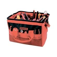 Сумка для инструмента MATRIX 90259 (размер 320*215*250 мм, синтетический водонепроницаемый материал, 18 карманов, плечевой ремень, прочные ручки)