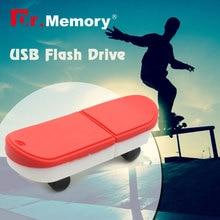 Pendrive Skateboard Super Cool treme Sports Series 4G pen drive 8gb usb flash drives 16G usb stick memory card flash disk