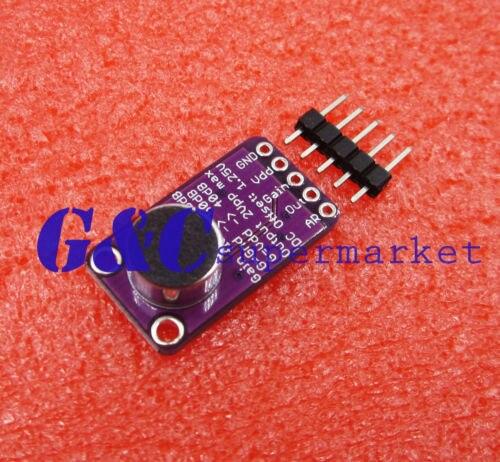 MAX9814 Electret Microphone Amplifier Module Auto Gain Control