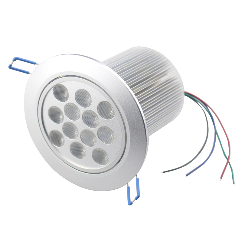 Modern 24v Rgb Led Ceiling Light 36w Surface Mounted Recessed Ceiling Lamps Down Light For Home Lighting Decoration Aluminium Goods Of Every Description Are Available Ceiling Lights