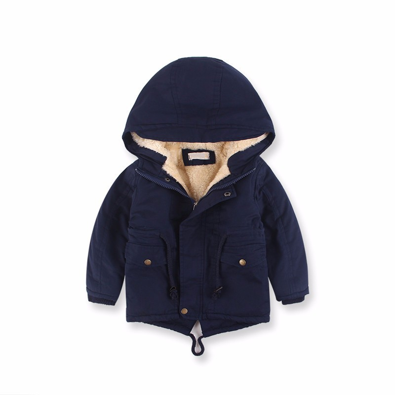 Baby Brand Boys Wool Jacket Children Clothes Winter Warm Coat Sweater Long Sleeve Clothing Infant Boy Tops Coat Cool Jackets New